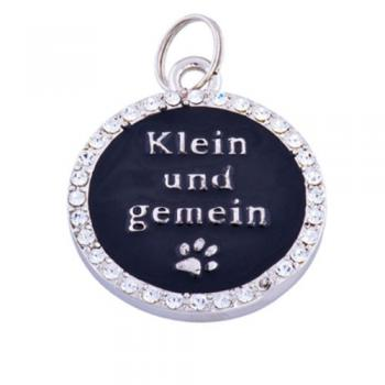 Halsbandanhänger - Hundemarke - Doggy Couture - Gift Company - mit Gravur